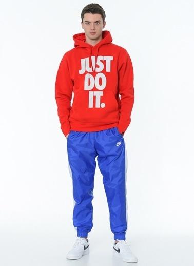 Nike Sweatshirt Kırmızı